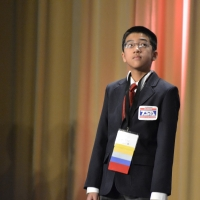 Johnny Bui of Postlethwait Middle School received 6th place in Digital Photography.
