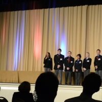 The 2011-2012 National TSA Officer Team.