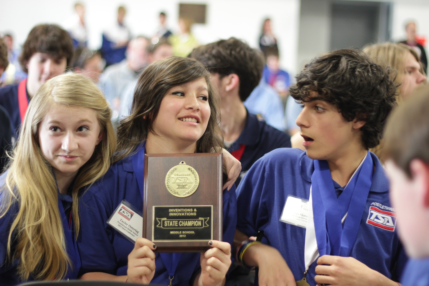 conference student technology tsa association technical career engineering innovation state