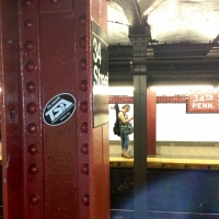 New York City, 34th Street Station