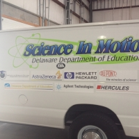 Science in Motion Van, Dover, DE
