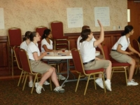 The State Officer Team at State Officer Training