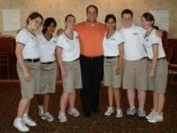 The State Officer Team with Todd Gehrmann from FOCUS Training