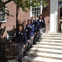 The 2011-2012 State Officer Team